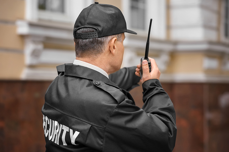 How To Be A Security Guard Uk in Oldham Greater Manchester