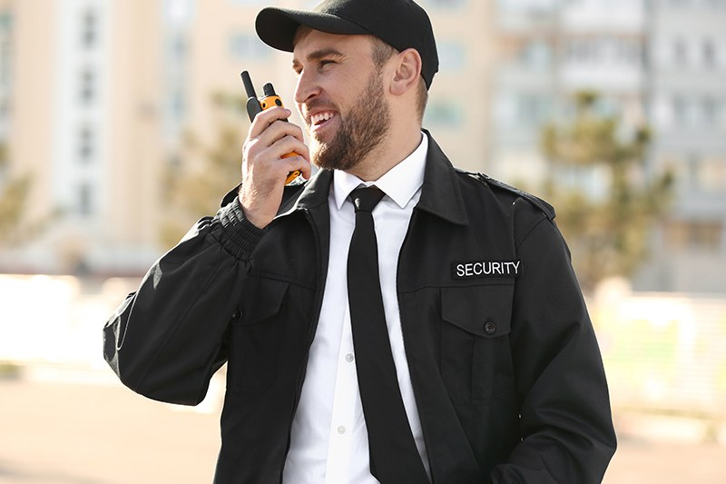 Security Guard Job Description in Oldham Greater Manchester