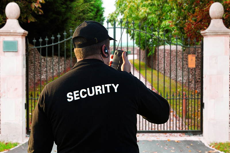 Security Guard Services in Oldham Greater Manchester